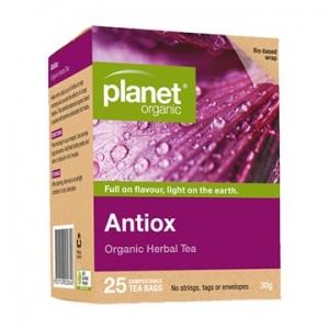 Planet Organic Antiox 25t-bags