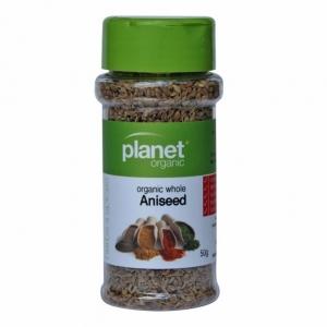Planet Organic Aniseed 50g