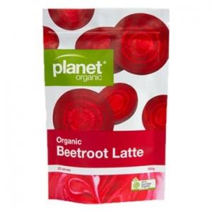 Planet Organic Beetroot Latte 100g
