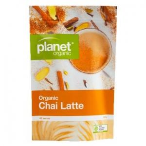 Planet Organic Chai Latte 100g