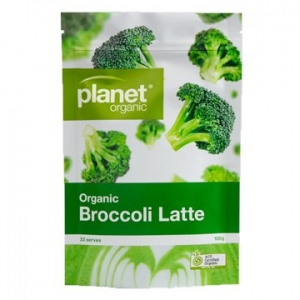 Planet Organic Broccoli Latte 100g