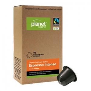 Planet Organic Espresso Intense capsules x 10