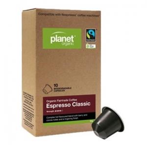 Planet Organic Espresso Classic capsules x 10