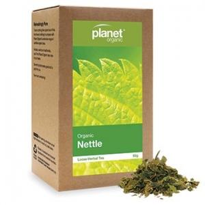 Planet Organic Nettle Loose Leaf Tea 50g