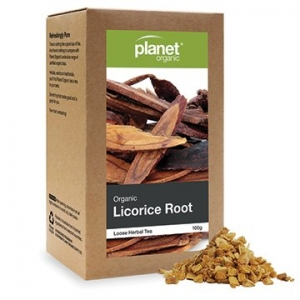 Planet Organic Licorice Root Loose Leaf Tea 100g