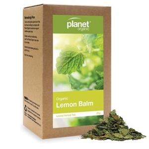 Planet Organic Lemon Balm Loose Leaf Tea 20g