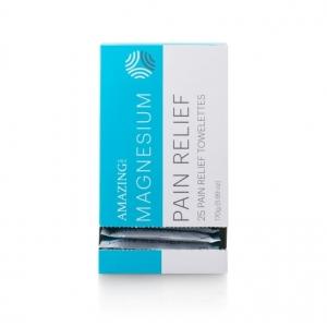 Amazing Oils Magnesium Pain Relief Wipes