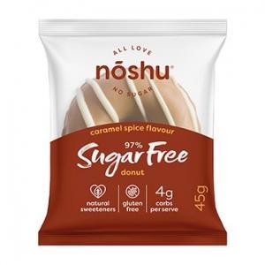Noshu Caramel Spice Donut 45g x 12