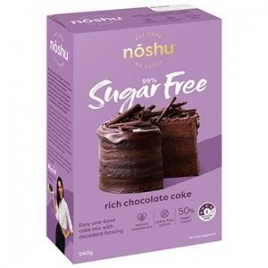 Noshu Rich Chocolate Cake Mix 540g