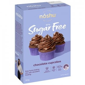 Noshu Chocolate Cupcake Mix 350g