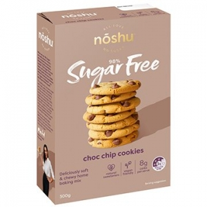 Noshu Choc Chip Cookie Mix 300g