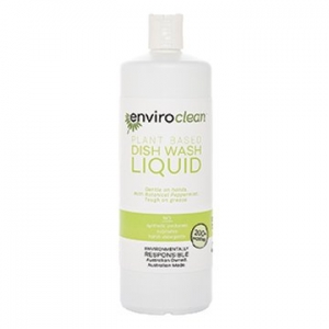 EnviroClean Dish Wash Liquid 1ltr