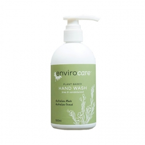 EnviroCare Hand Wash Lime and Sandalwood 500ml