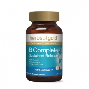 Herbs of Gold B Complete Sustained Release 60tabs
