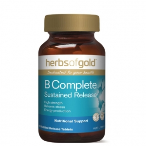 Herbs of Gold B Complete Sustained Release 120tabs