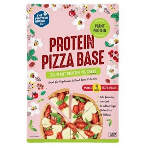 PBCo Protein Pizza Base - Plant Based 320g