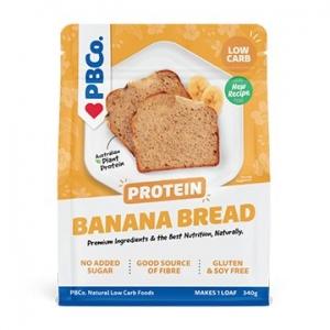 PBCo Protein Banana Bread - Plant Based 340g