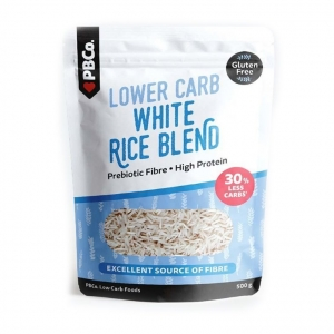 PBCo Lower Carb White Rice Blend 500g