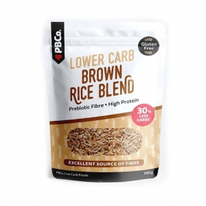 PBCo Lower Carb Brown Rice Blend 500g