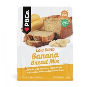 PBCo Low Carb Banana Bread Mix 350g