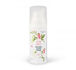 A Bit Hippy Natural Cover Cream LIGHT 50ml