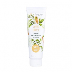 A Bit Hippy TESTER Natural Tinted Cream with Zinc - SPF 40 120ml