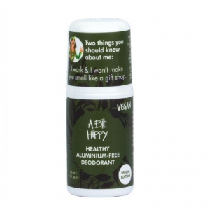 A Bit Hippy Natural Cream Deodorant For Men SPECIAL EDITION 60ml