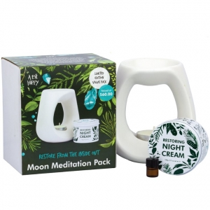 A Bit Hippy Moon Meditation Xmas Pack
