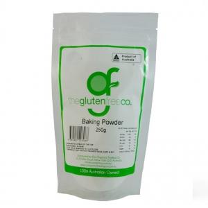 The Gluten Free Co Organic Baking Powder g/f 250g
