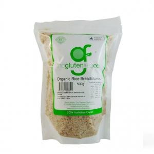The Gluten Free Co Organic Breadcrumbs Rice g/f 500g