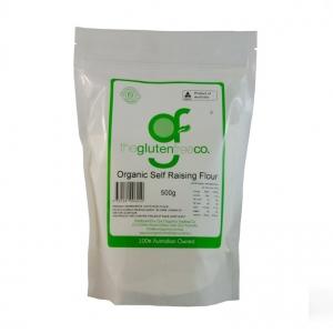 The Gluten Free Co Organic Baking Flour Self Raising g/f 500g
