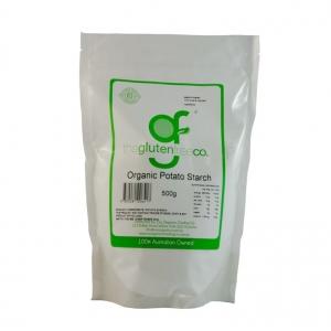 The Gluten Free Co Organic Potato Starch g/f 500g