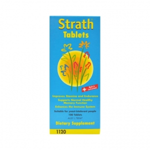 Bioforce Bio-Strath 100tabs
