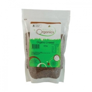 Willowvale Organic Linseed g/f 500g