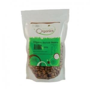 Willowvale Organic Borlotti Beans 500g