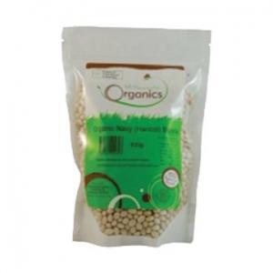 Willowvale Organic Navy (Haricot) Beans 500g