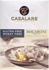 Casalare Premium Boxed Macaroni Twists W/G free