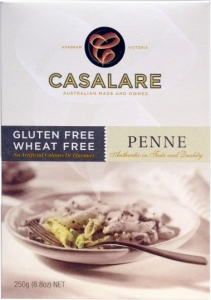 Casalare Premium Boxed Penne W/G free 250g