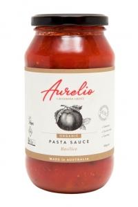Aurelio Organic Pasta Sauce BASILICO 500g