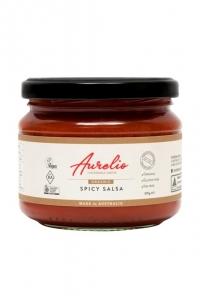 Aurelio Organic Salsa SPICY 300g