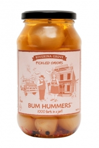 Bum Hummers Pickled Onions 500g