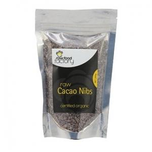Raw Food Factory Organic Cacao Nibs 200g