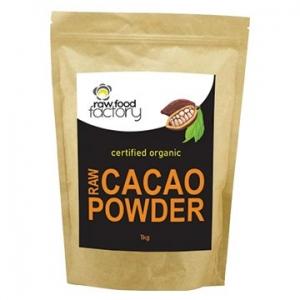 Raw Food Factory Organic Cacao Powder 1kg