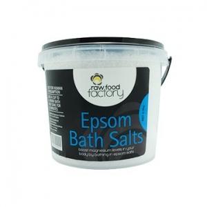 Raw Food Factory Epsom Bath Salts 2.3kg