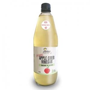Raw Food Factory Organic Apple Cider Vinegar 750ml