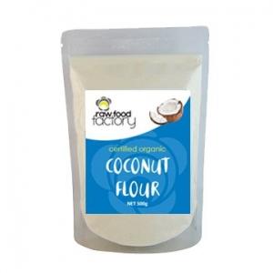 Raw Food Factory Organic Coconut Flour 500g