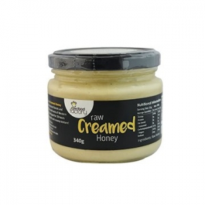 Raw Food Factory Raw Creamed Honey 340g