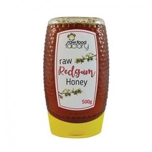 Raw Food Factory Raw Redgum Honey 500g