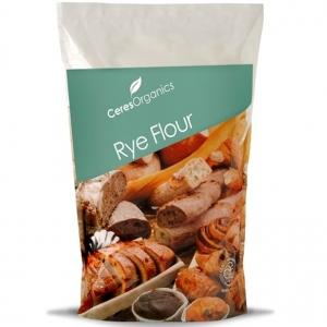 Ceres Organic Flour Rye 800g
