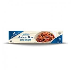 Ceres Organic Pasta SPAGHETTI Quinoa Gluten Free 250g